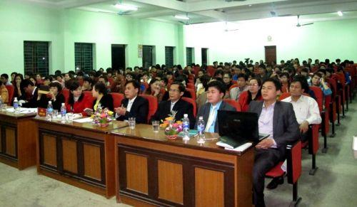 Các Đại biểu tham dự hội thi