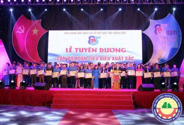 Tỉnh đoàn Quảng Ninh tuyên dương 85 cán bộ Đoàn xuất sắc, công trình thanh niên tiêu biểu