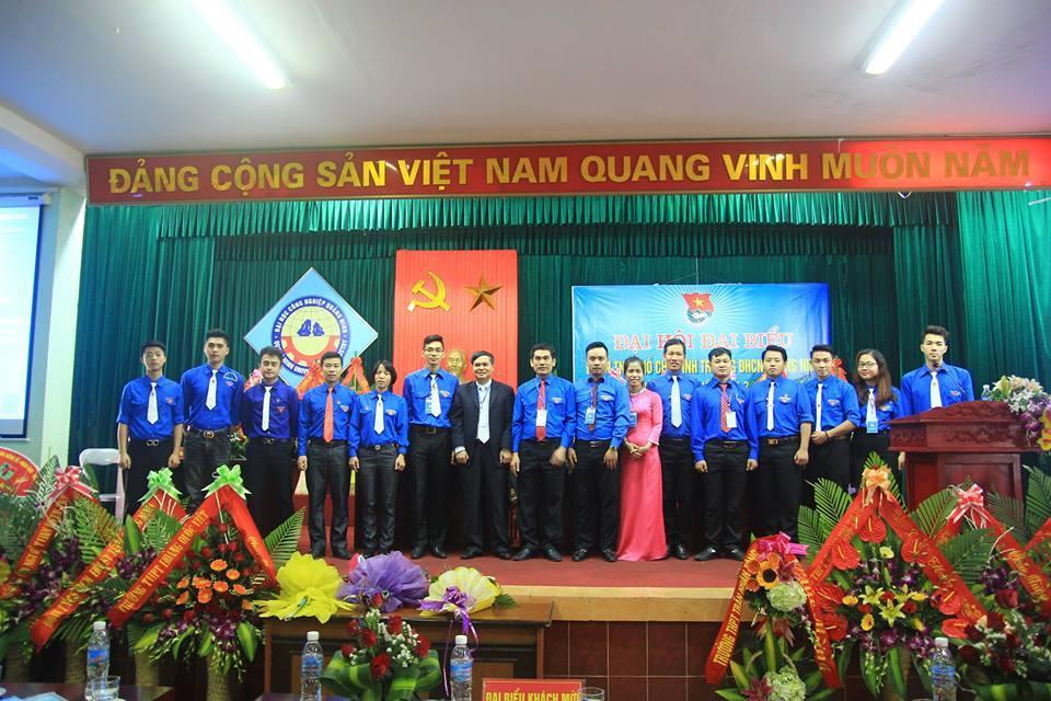 Đại hội đại biểu ĐTN Trường Đại học Công nghiệp Quảng Ninh thành công tốt đẹp