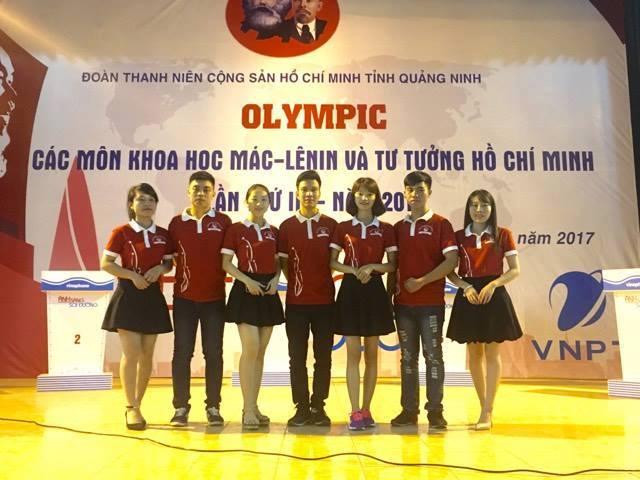 Trường ĐH Công nghiệp Quảng Ninh tham gia Hội thi Olympic các môn khoa học Mác - Lênin và tư tưởng HCM lần thứ III