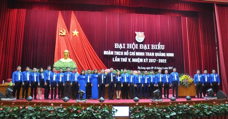 BCH Đoàn Than nhiệm kỳ 2017-2022