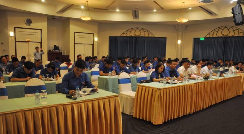 Đoàn TQN tổ chức Hội nghị sơ kết công tác Đoàn và phong trào thanh niên  6 tháng đầu năm, triển khai nhiệm vụ 6 tháng cuối năm 2017
