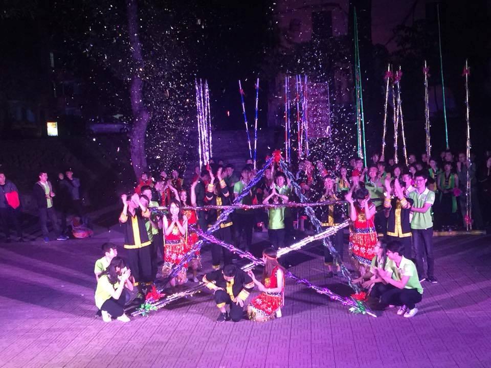 Tưng bừng hội thi nhảy sạp, nhảy flashmob