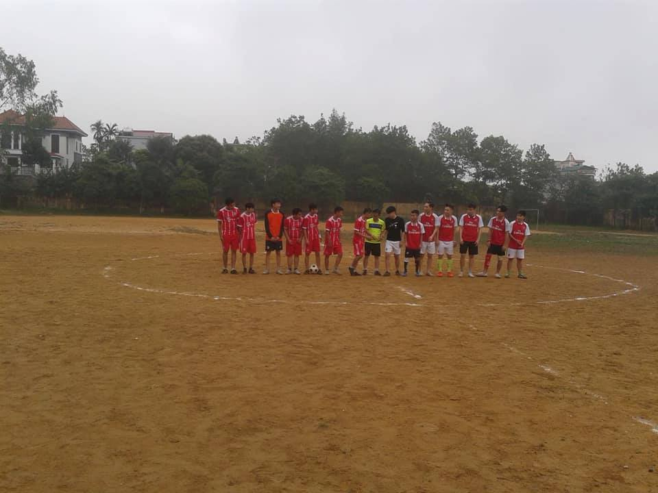 Giải bóng đá chào mừng ngày Quốc tế phụ nữ 8-3