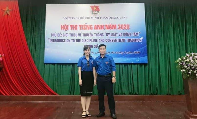 Đoàn Thanh niên trường ĐH Công nghiệp Quảng Ninh Tham gia Hội thi Tiếng Anh năm 2020