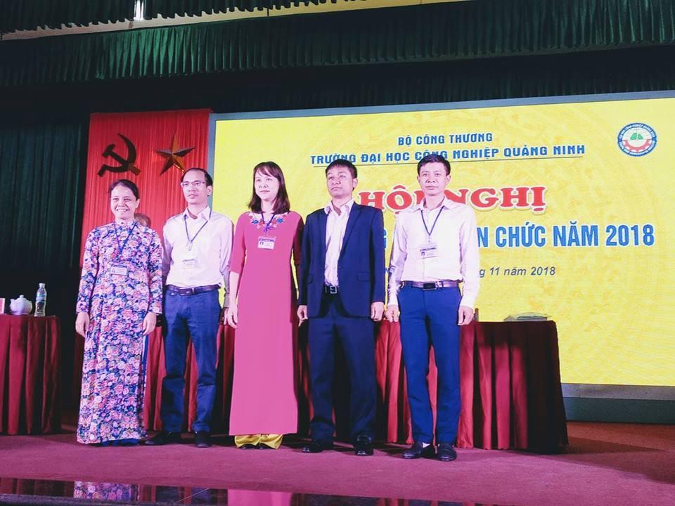 Trường Đại học CNQN tổ chức hội nghị CBCCVC năm học 2018-2019