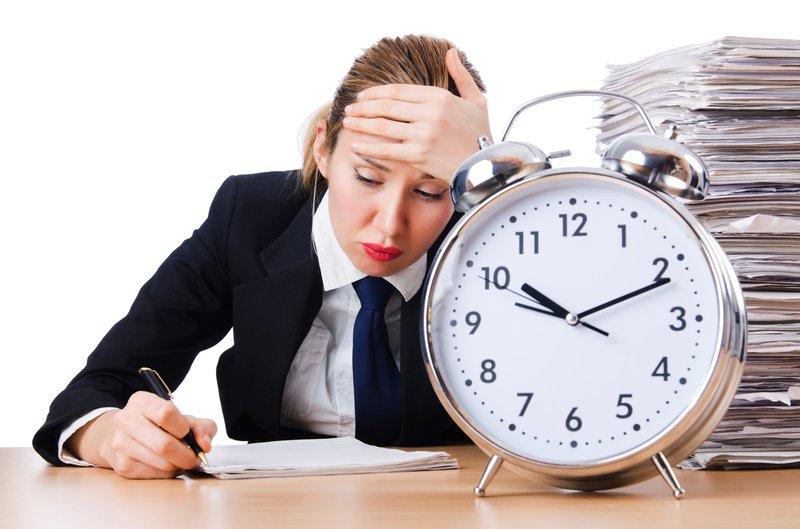 Ảnh hưởng của stress đến hiệu quả công việc và giải pháp khắc phục tình trạng stress trong công việc đối với lao động gián tiếp làm việc tại các doanh nghiệp do áp lực thời gian
