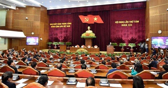 Chương trình hành động của BCH Đảng bộ thực hiện các nghị quyết Hội nghị lần thứ 8 - BCH TW Đảng khóa XII