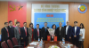 Liaoning University of Technology visits and works at QuangNinh University of Industry