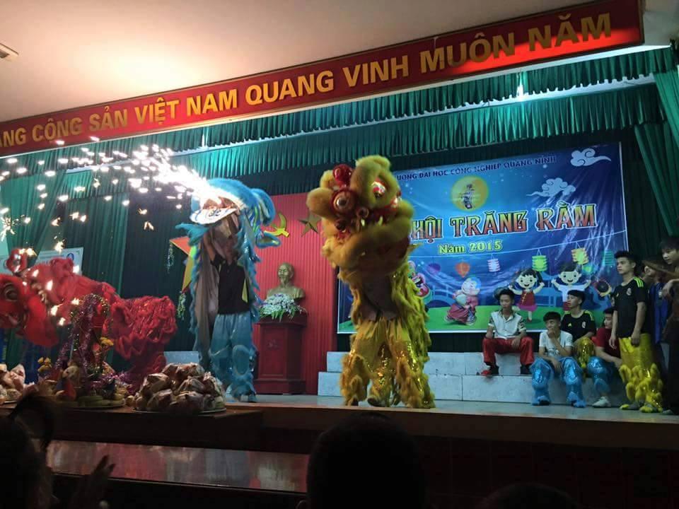 Công đoàn Trường đại học công nghiệp Quảng Ninh thiết thực chăm lo thế hệ trẻ