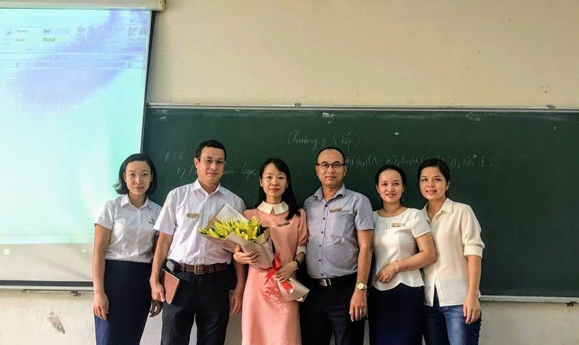 Công đoàn trường Đại học Công nghiệp Quảng Ninh phối hợp tổ chức Hội giảng chào mừng ngày Phụ nữ Việt nam 20-10