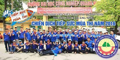 Tiếp sức mùa thi - Đẹp màu áo xanh tình nguyện