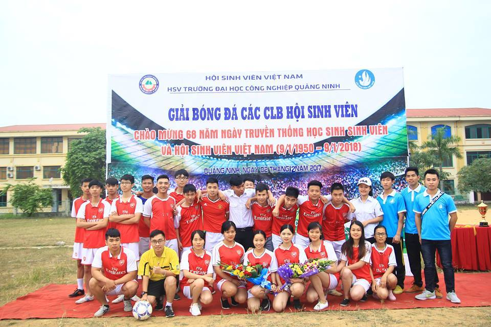 Khai mạc giải bóng đá các Câu lạc bộ Hội sinh viên