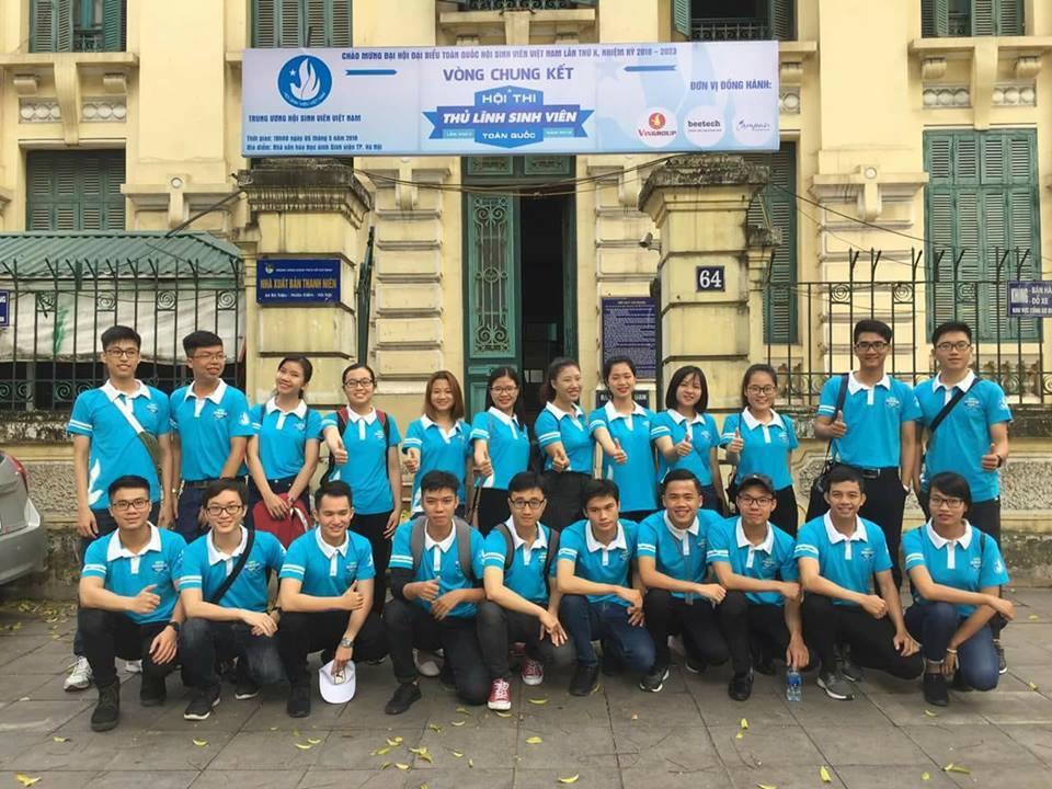 Hội thi Thủ lĩnh sinh viên toàn quốc lần thứ II năm 2018 thành công tốt đẹp