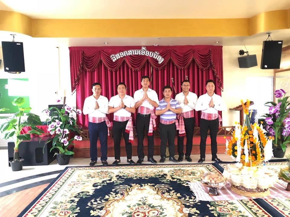 Tỉnh Đoàn Quảng Ninh thăm, giao lưu với Đoàn TN 3 tỉnh kết nghĩa Bắc Lào
