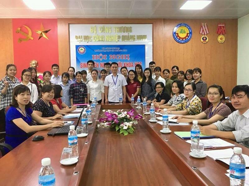 Một số giải pháp thu hút sinh viên ĐHCN Quảng Ninh tham gia nghiên cứu khoa học từ năm đầu học đại học