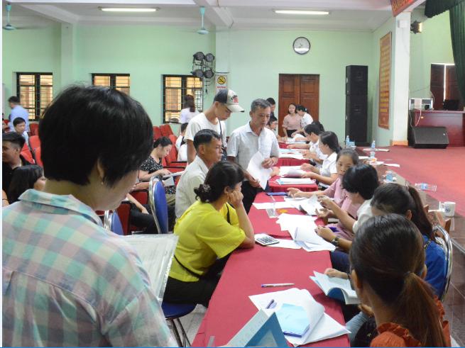 Sinh viên K12 nhập học đợt 1 năm 2019