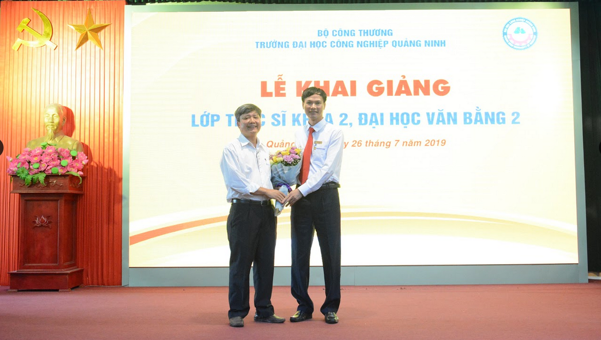 QuangNinh University of Industry opens its master and second-degree classes2019